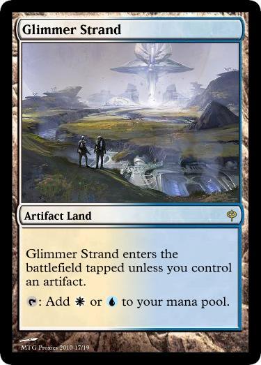 Glimmer Strand